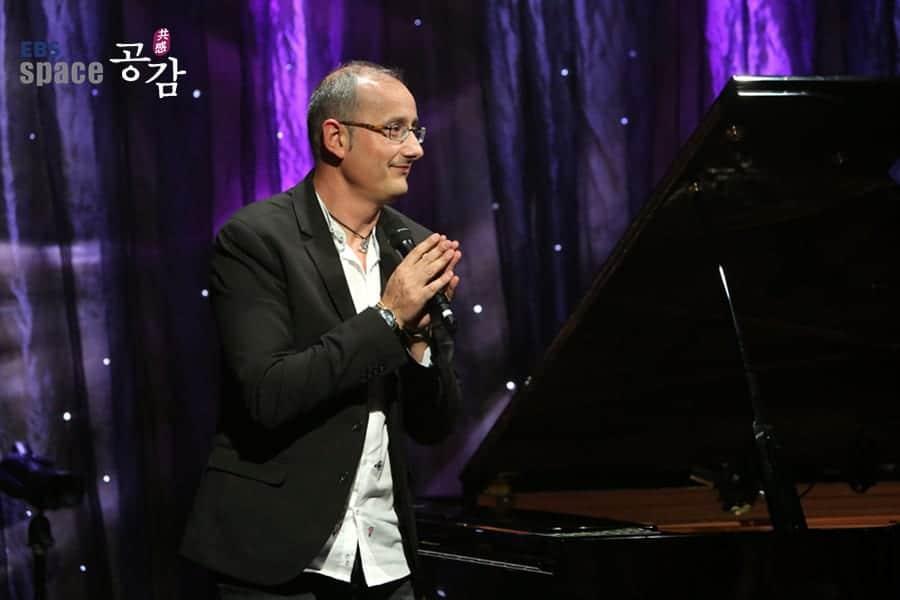 Pasquale Stafano - EBS TV - Korea