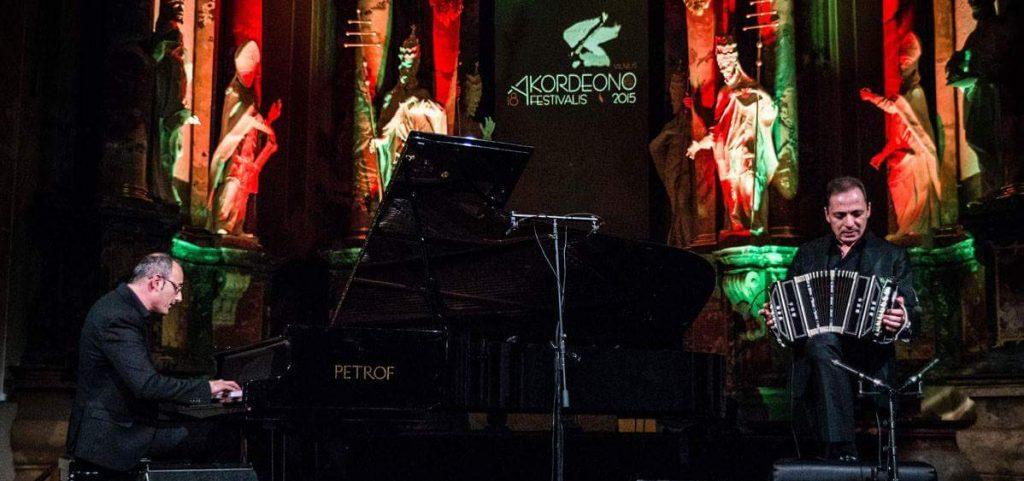 Pasquale Stafano - Akkordeon Festival - Vilnius