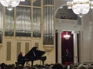 Pasquale Stafano St. Petersburg Philarmonia