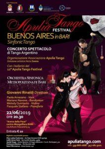 Pasquale Stafano solista con Orchestra Metropolitana di Bari
