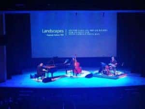 Pasquale Stafano Trio in South Korea