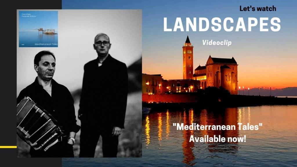 Landscapes - Mediterranean Tales (Enja Records) - Pasquale Stafano Gianni Iorio