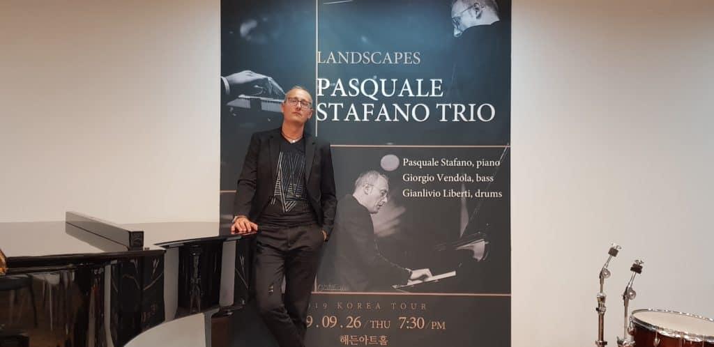 Pasquale StafanoPasquale Stafano Trio in South Korea