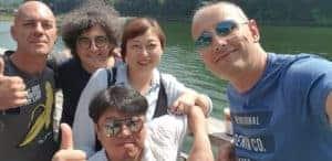 Pasquale Stafano Trio in South Korea