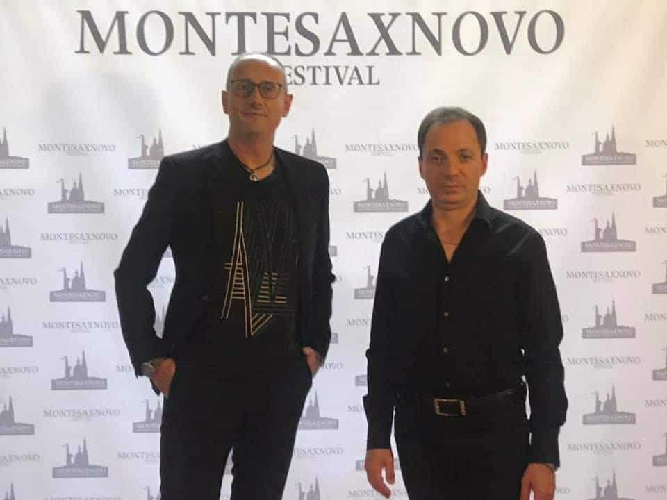 Montesaxnovo Festival 2020 Pasquale Stafano and Gianni Iorio