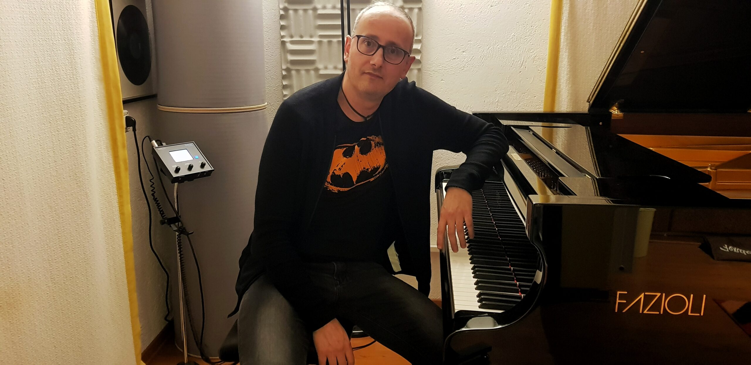 Pasquale Stafano pianist composer