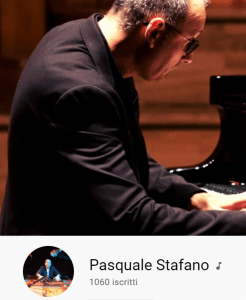 Pasquale Stafano YouTube Official Artist Channel
